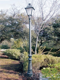Commercial Street Light Poles Outdoor Lamp Posts Garden