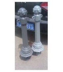 retractable bollards prices
