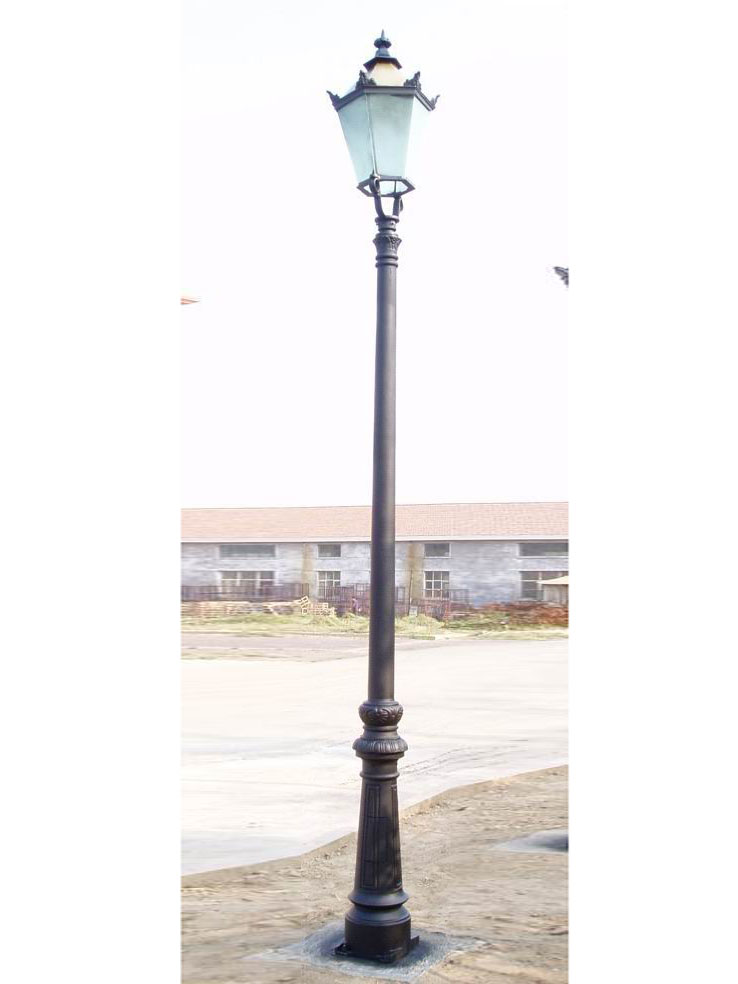 Cast Iron Lamp Posts, Cast Iron Poles, Cast Iron Lighting pole