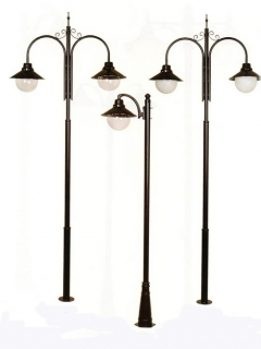 decorative lamp posts